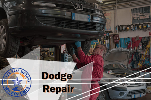 Reliable Dodge Repair in Santa Cruz, CA