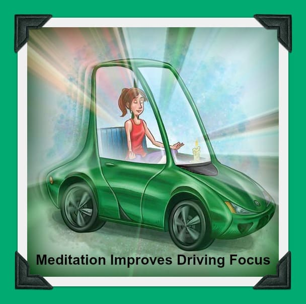 How Meditation Can Help You While Driving