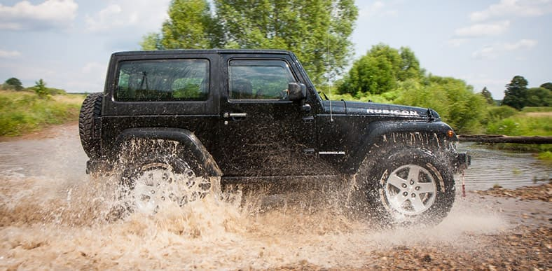Jeep Wrangler Rubicon 3.6 AT